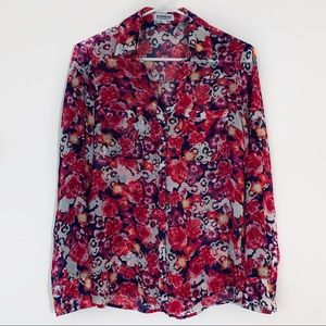 EXPRESS The Portofino Shirt Size S